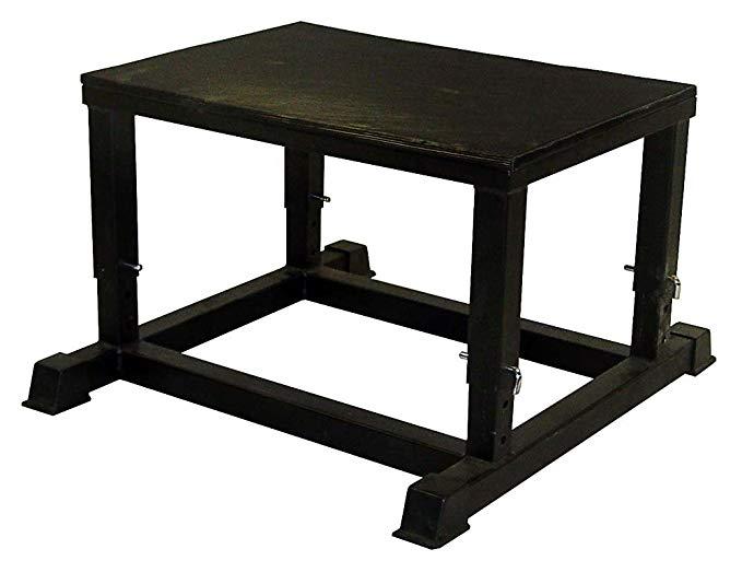 Ader Plyometric Platform Box- Adjustable 14