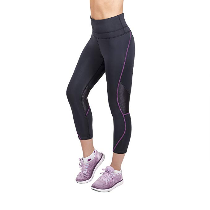 Nonzero Gravity NZG Tummy Control Workout Leggings, Thick High Waisted Performance Pants for Exercise, Hot Yoga & Weight Loss