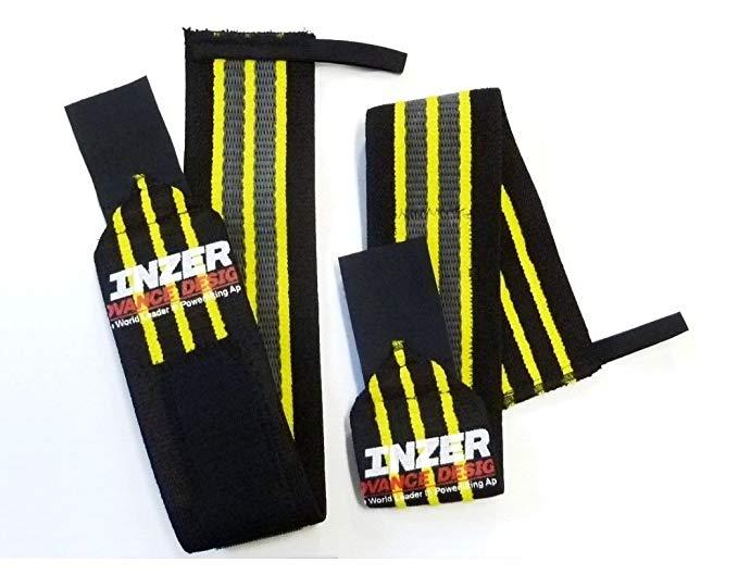 Inzer Wrist Wraps - Gripper 20