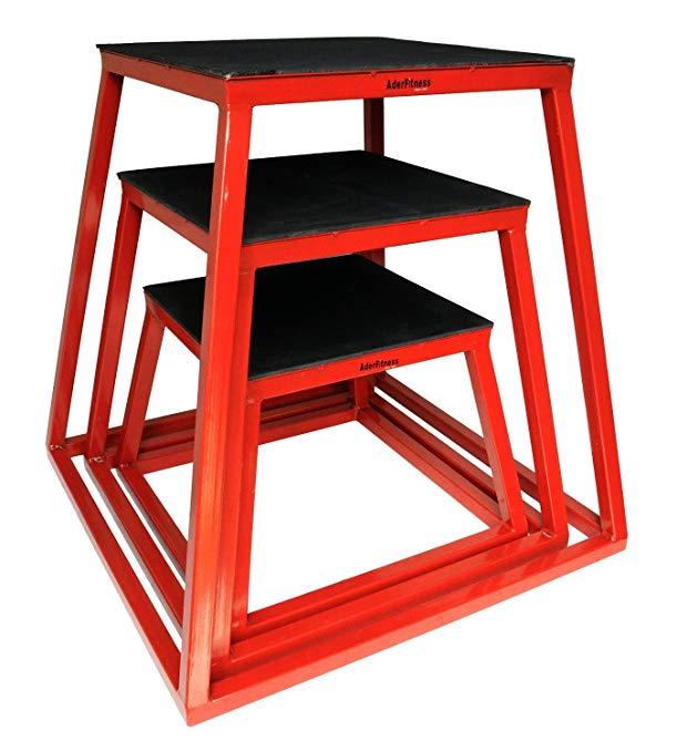 Plyometric Platform Box Set- 12