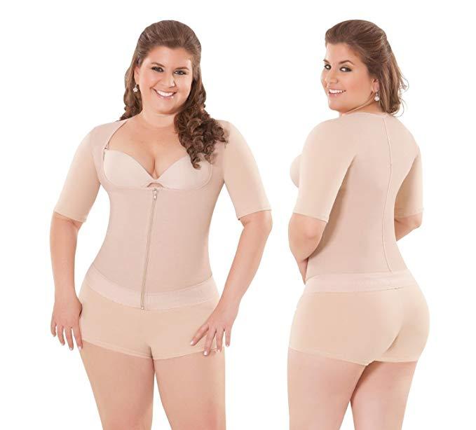 Posture corrector Vest with Sleeves Chaleco Corrector de espalda con Mangas Ref 5068