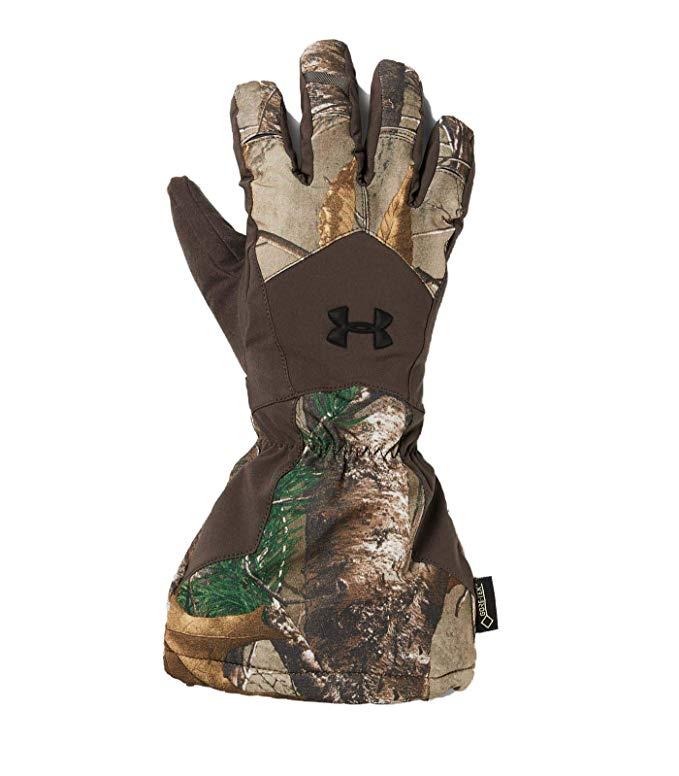 Under Armour Mens SC Gore Insulator Glove 2.0