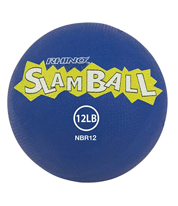 Champion Sports Rhino Slam Medicine Balls, 12-Pound