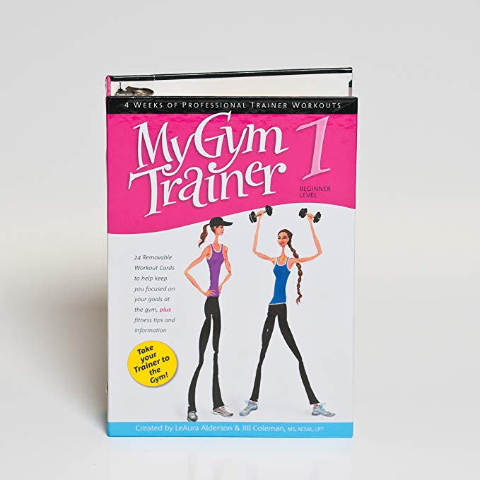 My Trainer Fitness Workout Plans - My Gym Trainer 1-Beginner, 4-week workout cycle